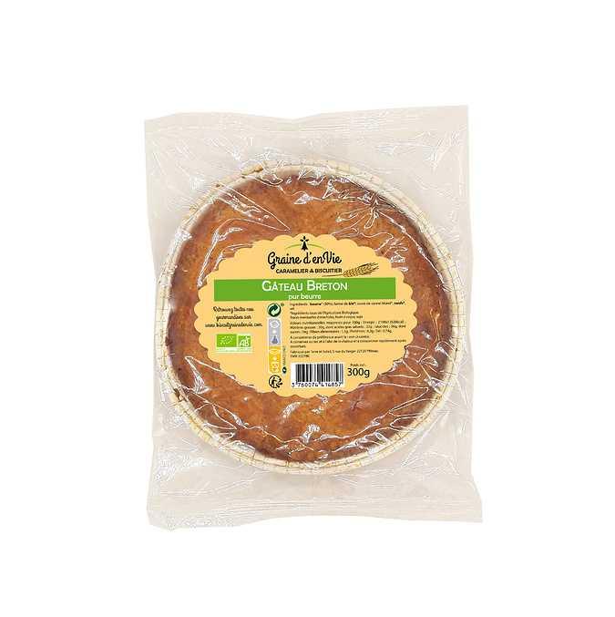 Gâteau Breton 300g 0