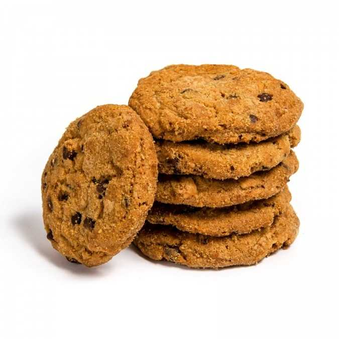 Cookies Fruits Secs bio en vrac 0